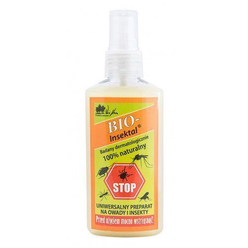 BIO-Insektal (100ml) - naturalny preparat na insekty z kategorii Środki pielęgnacyjne i przeciw insektom