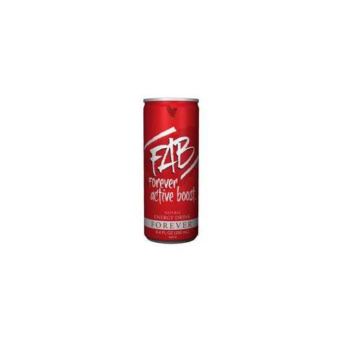 FAB Forever Active boost 250 ml x 12 sztuk