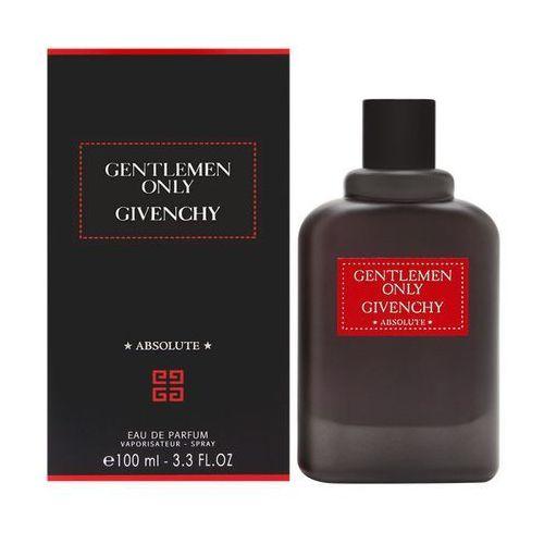 Givenchy Gentlemen Only Absolute 100 ml woda perfumowana (3274872334229)