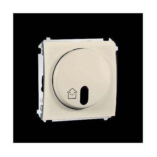 Kontakt-simon Ściemniacz zdalnie sterowany z symulatorem obecności (moduł), 60–500 w, 230v~; beż