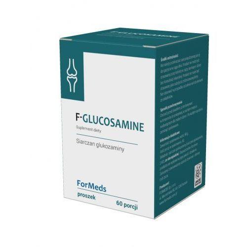 F-Glucosamine (siarczan glukozamina) 60 porcji