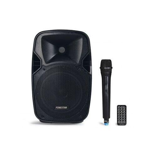 Przenośny akumulatorowy system audio malibu-108l + pokrowiec fal-m8 marki Fonestar