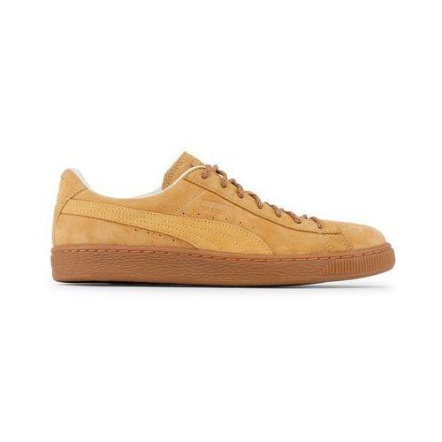 Buty męskie sneakersy basket classic 361324-01 brązowe, Puma
