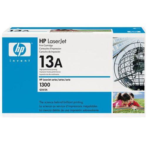 Wyprzedaż Oryginał Toner HP 13A do LaserJet 1300 | 2 500 str. | czarny black, pudełko otwarte