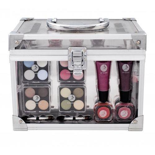 Makeup trading transparent zestaw complet make up palette dla kobiet