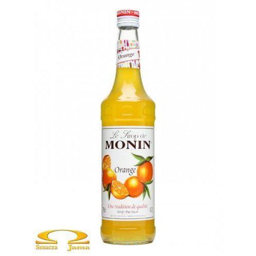 Syrop POMARAŃCZA Orange Monin 700ml