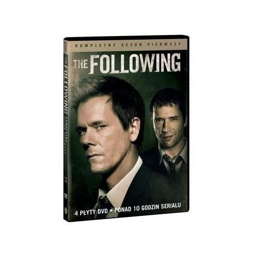 Following. sezon 1 (dvd) - marcos siega, joshua butler marki Warner bros.