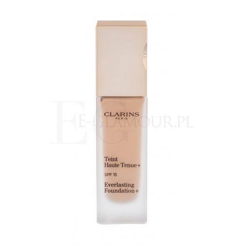 Clarins everlasting foundation+ spf15 podkład 30 ml dla kobiet 110 honey