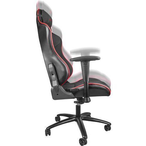 Genesis fotel dla gracza nitro 770 czarny nfg-0910 - odbiór w 2000 punktach - salony, paczkomaty, stacje orlen marki Natec
