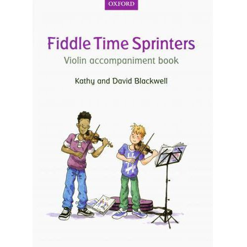 PWM Blackwell Kathy, David - Fiddle time sprinters. Akompaniament skrzypcowy