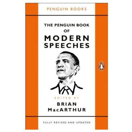 The Penguin Book of Modern Speeches - MacArthur Brian (9780241982303)