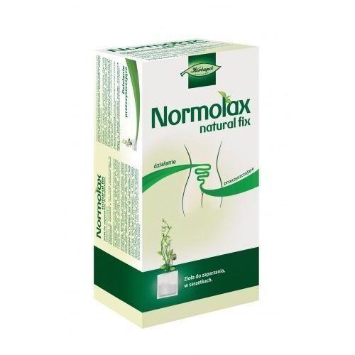 Normolax natural fix 2,3g x 20 saszetek marki Herbapol lublin