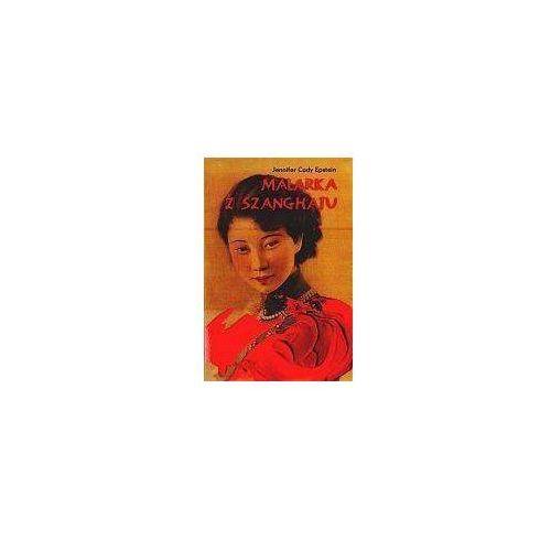 Malarka z Szanghaju, oprawa broszurowa