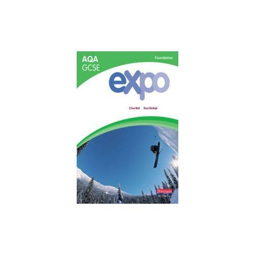 Expo AQA GCSE French Foundation Student Book (9780435720612)