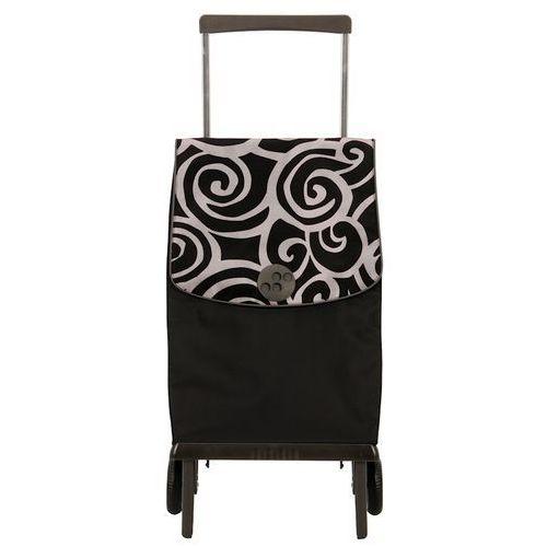 Wózek zakupowy składany Rolser Plegamatic Bi Spiral plata (wózek na zakupy)