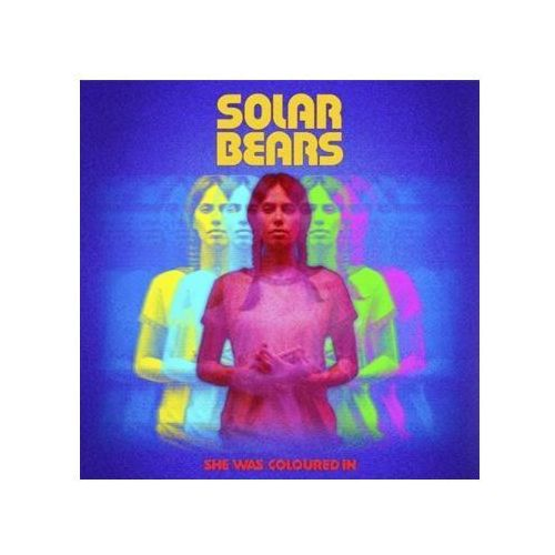 Beatplanet music She was coloured in - solar bears (płyta winylowa) (0600116827012)