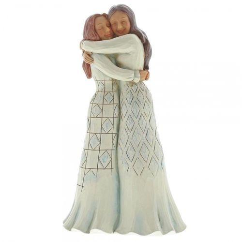 Najlepsza przyjaciółka the best kind of friends 6001556 figurka róże marki Jim shore