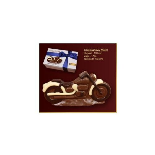 Czekoladki motor z czekolady marki Carmag polska