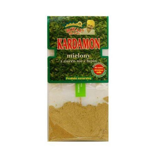 Royal brand Kardamon mielony z ziaren (nie z łupin) 15 g