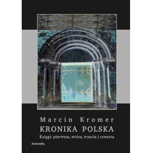 Kronika Polska. Księgi: pierwsza, wtóra, trzecia i czwarta - Marcin Kromer - ebook