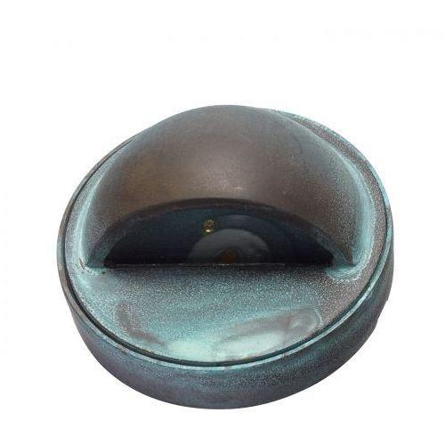 Kinkiet ( oprawa schodowa ) bronzegz/bronze24 - lighting - rabat w koszyku marki Elstead