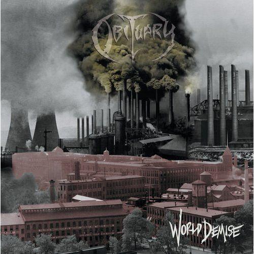 World demise - obituary (płyta cd) marki Warner music / roadrunner records