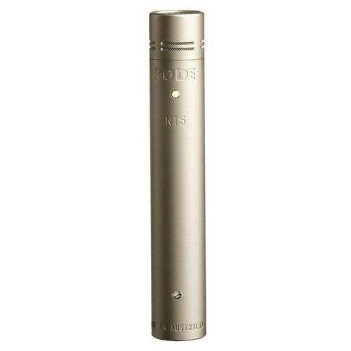 """nt5-s - mikrofon pojemnościowy -5% na pierwsze zakupy z kodem """"start""""! marki Rode"""