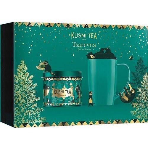 Kusmi Herbata czarna tsarevna z kubkiem edycja limitowana 2 el.