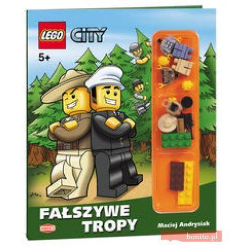 LEGO? City. Fałszywe tropy LSB4 (ISBN 9788325311667)