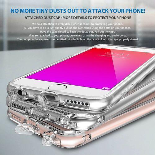 Etui ringke fusion iphone 6 / 6s, rose gold marki Rearth