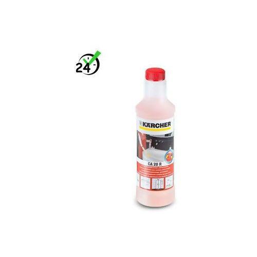 Ca 20 r (500ml) środek do codziennego czyszczenia sanitariatów, #zwrot 30dni #gwarancja d2d #karta 0zł #pobranie 0zł #leasing #raty 0% #wejdź i kup najtaniej marki Karcher