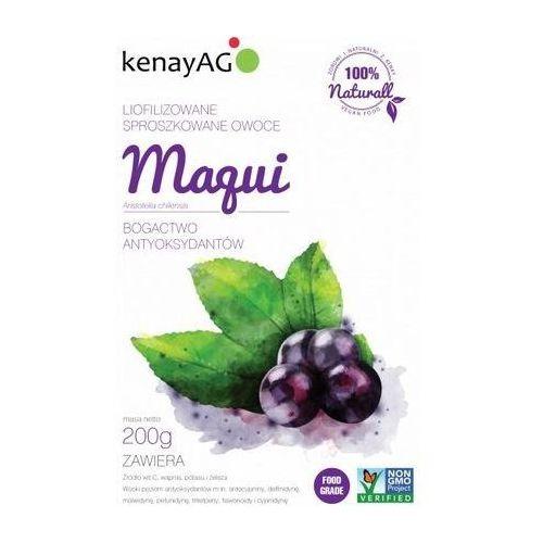 Maqui - sproszkowany owoc 200g, EFAVIT
