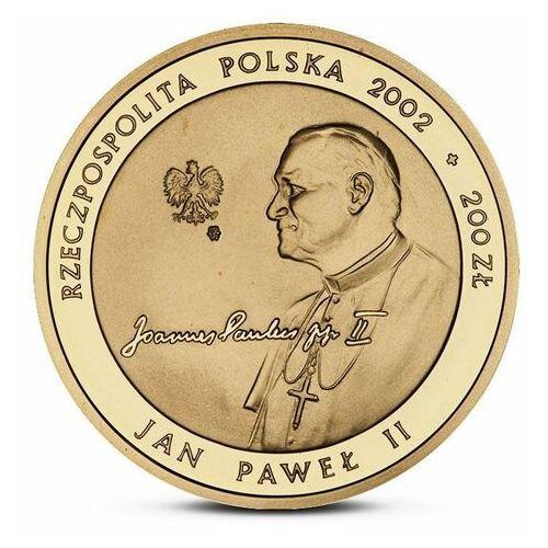 200 zł - Jan Paweł II - Pontifex Maximus - 2002