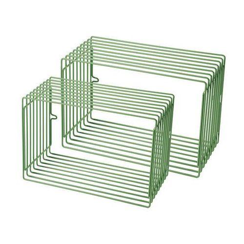 Półka Metalowa Done By Deer - Zielona DBD60507, DBD60507