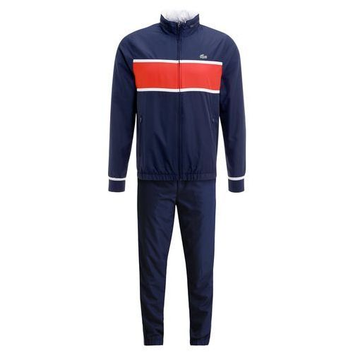Lacoste Sport SET Dres navy blue/etna red/white