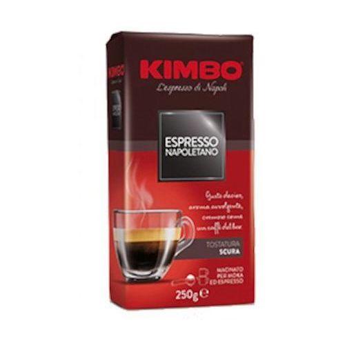 Kimbo espresso napoletano 2 x 0,25 kg mielona (8002200163310)