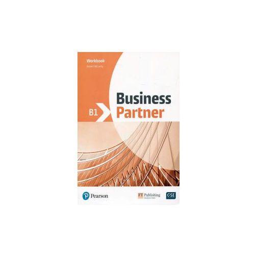 BUSINESS PARTNER B1 WORKBOOK, Robert McLarty