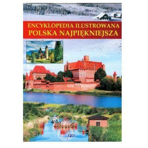 Encyklopedia ilustrowana Polska najpiękniejsza, oprawa twarda