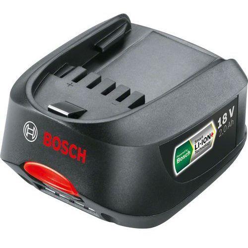 Akumulator BOSCH system 18 V / 2.0 Ah Li-Ion (bateria i akumulator)