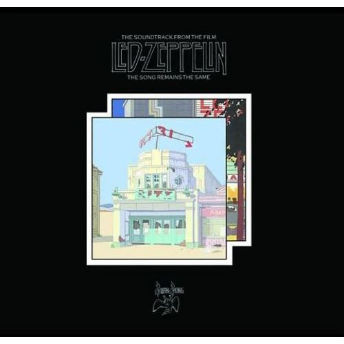Led Zeppelin - The Soundtrack From The Film The Song Remainsthe Same [2CD]