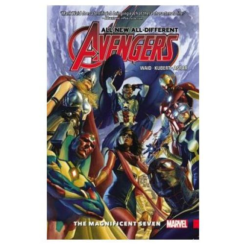 All New, All Different Avengers Vol. 1: The Magnificent Seven, Waid, Mark
