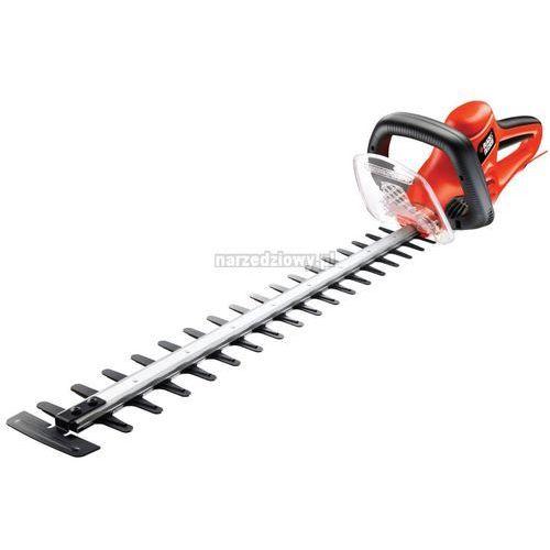 BLACK&DECKER Nożyce do żywopłotu 650W, 65cm GT6530 TRANSPORT GRATIS ! - oferta (0502d449132fc5bc)
