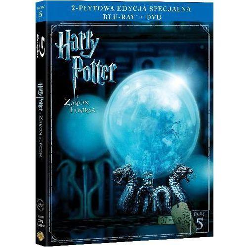 David yates Harry potter i zakon feniksa (2-płytowa edycja specjalna) (blu-ray) - darmowa dostawa kiosk ruchu