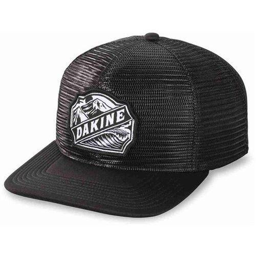 Dakine Czapka z daszkiem - twin peaks mesh trucker black (black) rozmiar: os