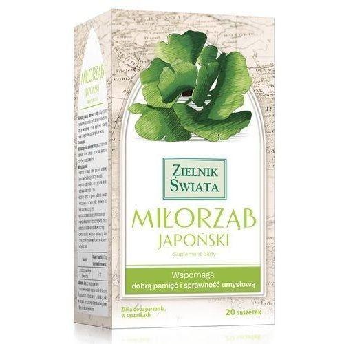 Herbapol lublin Zielnik świata miłorząb japoński x 20 saszetek