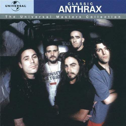Anthrax - classic antrax - universal masters collection marki Universal music
