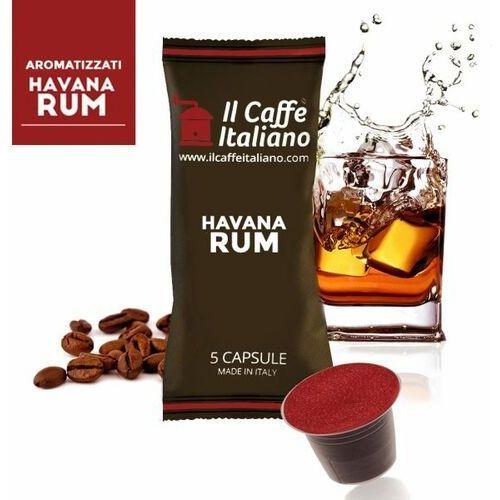 Havana rum (kawa aromatyzowana) kapsułki do nespresso – 50 kapsułek marki Nespresso kapsułki