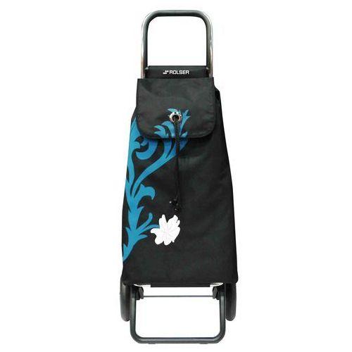 Wózek zakupowy składany Rolser Logic RG Pack Nature turquesa (wózek na zakupy)