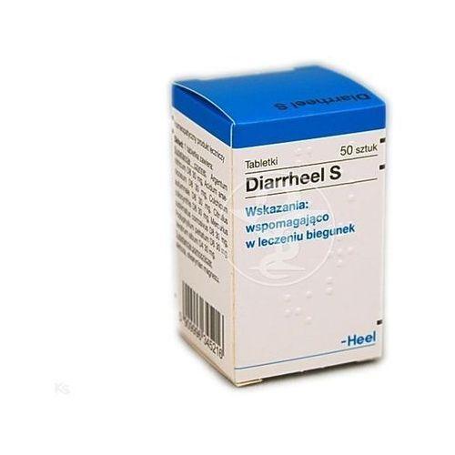 Tabletki HEEL DIARRHEEL S, 50 TABLETEK