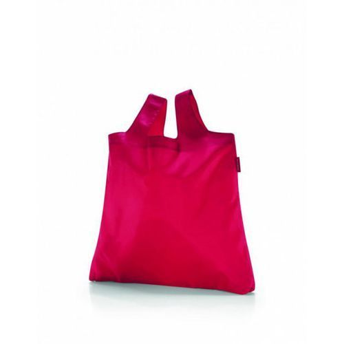 Siatka mini maxi shopper red